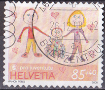 Schweiz - Mi.Nr. 2083 - Gestempelt Used