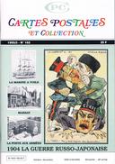CPC 165 Cartes Postales Et Collection - 1904 Le Guerre Russo-japonaise - Massay - La Marine à Voile - Collectors