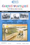 CPC 168 Cartes Postales Et Collection - La Course De Pékin - Paris 1907 - Saint-Laurent De-mure - Les éléphants D'asie - Collectors