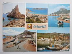 Postcard Estartit Multiview Cataluna Spain My Ref B2475 - Other