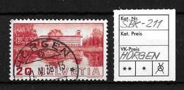 1938 BILDER DER VÖLKERBUNDS- UND ARBEITSAMTSGEBÄUDE ►SBK-211→HORGEN 11.V.38◄ - Gebraucht