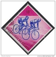 GUINÉE Guinea  Vélo Cycliste Cyclisme Bicycle Cycling Fahrrad Radfahrer Bicicleta Ciclista Ciclismo [cw23]