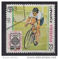 1968 Fujairah Fujairah Fujeira  Vélo Cycliste Cyclisme Bicycle Cycling Fahrrad Radfahrer Bicicleta Ciclista Cicli [dp17]