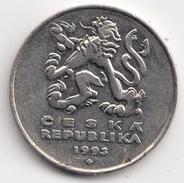 @Y@   Tsjechië  5 Korun  1993     (4682) - Tchéquie
