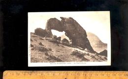 LAFFREY Isère 38 : Aux Environs : La Pierre Percée   1946