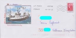 PAP Beaujard Repiqué: Etaples Sur Mer (62): Cité Des Pêcheurs :AyantVoyagé