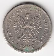 @Y@   Polen  20 Grozsy   1992         (4691) - Polen