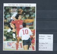 Sierra Leone 1993 - Yv. Blok 235 Postfris/neuf/MNH