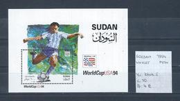 Soedan 1994 - Yv. Blok 5 Postfris/neuf/MNH