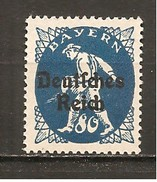 Baviera. Nº Yvert  205  (usado) (o) - Bavaria