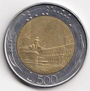 @Y@   Italië  500  Lire  1984          (4696) - 500 Lire