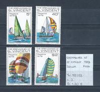 Grenadines Of St. Vincent 1979 - Yv. 155/58 Postfris/neuf/MNH