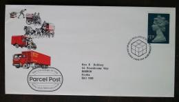 GRANDE-BRETAGNE - FDC 1983 - YT N°1099 - Reine Elizabeth