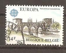 Bélgica - Belgium - Yvert  1887 (usado) (o)