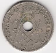 @Y@  België  25 Ces  1913          (4701) - 1909-1934: Albert I