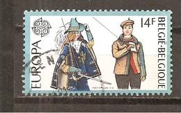 Bélgica - Belgium - Yvert  2007 (usado) (o)