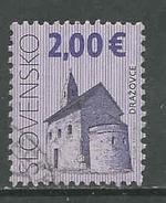 Slowakije, Mi 604  Jaar 2009, Hoge Waarde, Gestempeld Zie Scan - Slovaquie