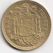 @Y@   Spanje  1 Peseta  1975            (4708) - [ 5] 1949-… : Koninkrijk