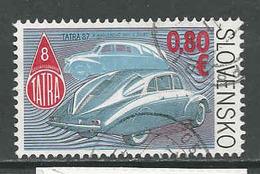 Slowakije, Mi 665  Jaar 2011,  Gestempeld Zie Scan - Slovaquie