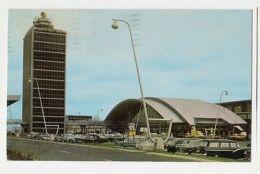 U.S.A. - NEW YORK INTERNATIONAL AIRPORT ADLEWILD - QUEENS - 1964 ( 1074 ) - Transportation