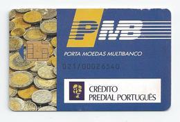 Purses ATM - Credito Predial Português - Portugal - Tarjetas De Crédito (caducidad Min 10 Años)