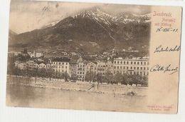 AUSTRIA - INNSBRUCK - MARIAHILF MIT HOTTING - EDIT STENGEL & C. 1909 ( 1145 ) - Cartes Postales
