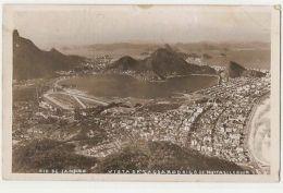 BRAZIL - RIO DE JANEIRO - VISTA DA LAGO ARODRIGO - STUDIO GUANABARA 1950s (1138) - Cartes Postales