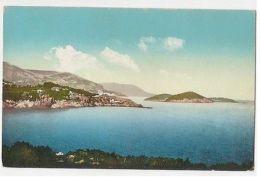 CROATIA - DUBROVNIK / RAGUSA - VUE DEPUIS LA MADONNE DES GRACES - 1910s ( 1125 ) - Cartes Postales