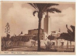 LIBYA - TRIPOLI - ALBERGO UADDAN - CASINO - 1930s ( 1110 ) - Cartes Postales