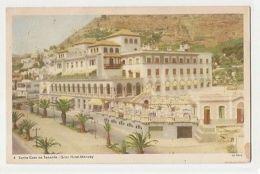 SPAIN - SANTA CRUZ DE TENERIFE - GRAND HOTEL MENCEY - ED. DECA - 1950s  ( 1121 ) - Cartes Postales