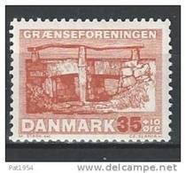 Danemark 1964 Timbre Neuf**  N°431 Surtaxe Pour La Culture Pont-frontière