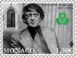 Monaco 2017 - Anthony Burgess **