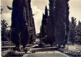 Chianciamo Terme - Siena - Stabilimento Acqua Santa - Parco - 33 - Formato Grande Viaggiata Mancante Di Affrancatura &nd