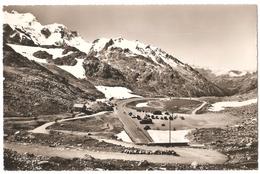 Die Sustenstrasse - Tierberge Und Haslital - Carte Photo - Verlag R. Würgler, Phot. Meiringen - 1953