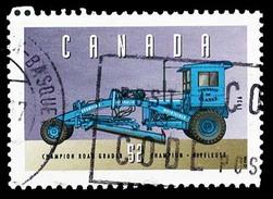 Canada (Scott No.1604d - Véhicule Historique / Historic Véhicule) (o)