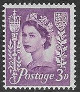 Jersey SG10 1958 3d Ordinary Unmounted Mint [16/15313/25D]
