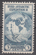UNITED STATES   SCOTT NO.  733   MNH    YEAR  1933