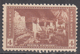 UNITED STATES   SCOTT NO.  743     MNH    YEAR  1934