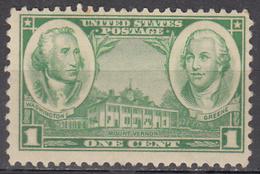 UNITED STATES   SCOTT NO.  785     MNH    YEAR  1936