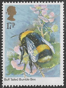 GB SG1277 1985 Insects 17p Unmounted Mint [33/28544/25D]