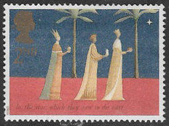 GB SG1950 1996 Christmas 2nd Unmounted Mint [33/28547/25D]
