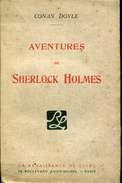 Doyle Aventures  De Sherlock Holmes Renaissance Du Livre - Livres, BD, Revues