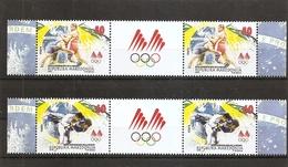 MACEDONIA 2016,OLYMPIC GAMES,RIO,MNH