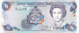 CAYMAN ISLANDS   1 Dollar   1996   P. 16b   UNC - Cayman Islands