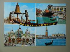 ITALIE VENETO SALUTI DA VENEZIA - Venezia