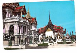 THAILAND - BANGKOK - THE GRAND PALACE - VIAGGIATA - (315) - Tailandia