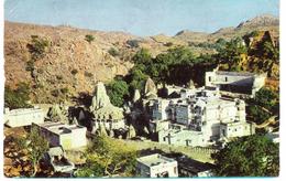 INDIA - UDAIPUR - EKLINGJI TEMPLE - VIAGGIATA 1980 - (316) - India