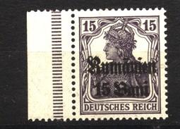 Militärverwaltung In Rumänien,10,links Dgz.xx - Besetzungen 1914-18