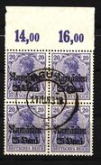 Militärverwaltung In Rumänien,11b,OR-VB,o,gep. - Besetzungen 1914-18