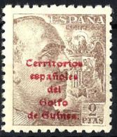 Guinea Española Nº 271 En Nuevo - Guinea Española